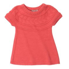 patron tricot robe bebe gratuit