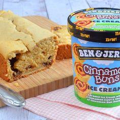 Voor deze Ben & Jerry's cake heb je slechts twee ingrediënten nodig! Je kunt zelf elke smaak ijs kiezen die jij lekker vindt om er een cake van te maken.