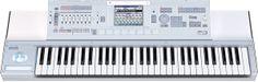 Korg M3 with EXB-Radias - musical workstation, synthesizer