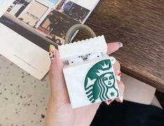 free airpods giveaway airpods case Starbucks is life! Starbucks is life! Link in bio to purchase your AirPod Case! Starbucks Case, Drink Bag, Airpods Apple, Iphone 11, Iphone Cases, Aesthetic Phone Case, Mystery Minis, Airpod Case, Cute Cases
