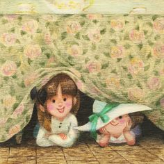 friends.quenalbertini: Genevieve Godbout | rose a petits pois