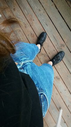 #momjeans different perspective
