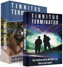 Cure your tinnitus and get your hearing back naturally by using the Tinnitus Terminator program. Get DISCOUNT $20 OFF Today!