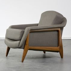 Sergio Rodrigues, Stella lounge chair, 1956