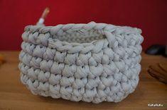 Kukuruku - Shop: Návod na háčkovaný koš Merino Wool Blanket, Kos