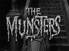 The Munsters. One of my favourite shows. I got to stay up a half-hour later on Wednesday nights to watch it.
