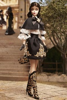 Barbie Collector | ... Barbie Doll, a gorgeous part of the 2014 Barbie Fashion Model