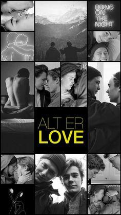 Isak & Even Skam Wallpaper, Couple Wallpaper, Henrik Holm Skam, Series Movies, Tv Series, Isak Skam, Isak & Even, Cute Gay Couples, Love Is