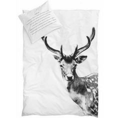 Deer Single Bed Linen