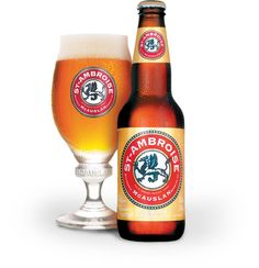 St-Ambroise Pale Ale is the brewery's flagship beer. Introduced in February 1989, it is a hoppy, amber, full-flavoured ale.