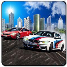 #NEW #iOS #APP Fast City Car Racing Game 3D - Pro - Shahid Mehmood