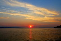 Zdj�cia: Riwiera Makarska, Dalmacja, na dobranoc, CHORWACJA