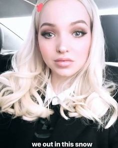 Darling Dove Cameron