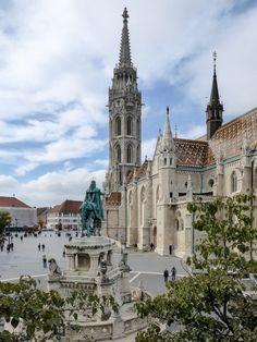 Budapest, Hungary Mathias Church