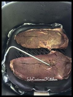 Hoe kun je nu het beste je vlees/vis/gevogelte bakken in de Airfryer, hoe weet je nu precies wanneer vlees, gevogelte, of vis gaar is? De ene biefstuk is de ander niet. Heb je een dunne biefstuk of…