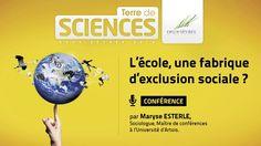 Vidéo conférence de Maryse Esterle : l'école une fabrique d'exclusion sociale ?. Publié le 20/06/14. Melle. Deux-Sevres.