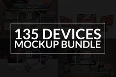 Check out DEVICE MOCKUP BUNDLE - 50% OFF by Maulana Creative on Creative Market