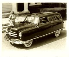 1951 NASH Rambler Custom Station Wagon