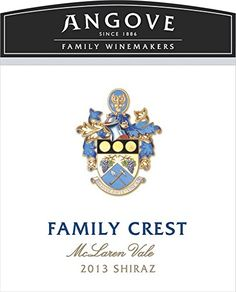 2013 Angove Family Crest Shiraz ** Read more reviews of the product by visiting the link on the image.