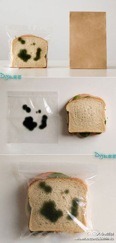 Does anybody always steal your lunch bag? Here's a trick.