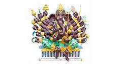 32 forms of Lord Ganesha     గణపతిని ఆది దేవుడంటారు. విఘ్నాలన్నీ తొలగించే ఆ విఘ్ననాయకుడికి ఎన్ని రూపాలు ఉన్నాయో మీకు తెలుసా? లంబోదరుడి వివిధ రూపాలు, వాటి ప్రాశస్త్యం.. వంటి వివరాలు తెలుసుకుందాం రండి..http://bit.ly/2c3vKio     #LordGanesha  #GaneshChaturthi #VasundharaKutumbam #HappyGaneshChaturthi