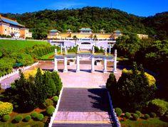 National Museum Taipei, Taiwan