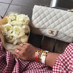 f7983b34c119 The Best Chanel Bag and Accessory Pics Our Favorite Instagrammers Posted  this Summer