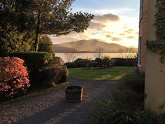 Romantic and Historic Carrig Country House Hotel is located on Carragh Lake on the famous Ring of Kerry driving route in Ireland. Irish Landscape, Country House Hotels, Summer Months, Beautiful Gardens, Bliss, Ireland, Scenery, Romantic, Ring