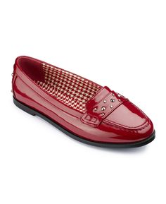 Simply Be Studded Loafer Eee at Simply Be