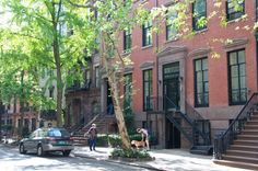 Greenwich Village brownstone