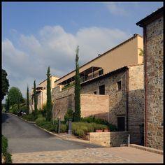Holiday Resort Hapimag Tonda Italy  #bauzeitarchitekten #resort #hotel #renovation #swiss #architecture Resort, Architecture, Arquitetura, Architecture Design