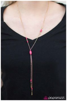 A Double Shot pink  paparazziaccessories.com/41941