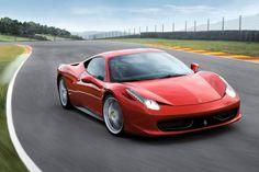 2014 ferrari 458 italia horsepower
