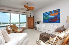 Family board games with a view of the Gulf?  Yes please!!  #floridavacation