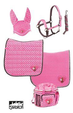 ..Eskadron Nici Heart Pink - Epplejeck