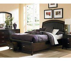 6pc queen bedroom set art van furniture