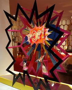 "CHRISTIAN LOUBOUTIN, Madrid, Spain, ""MAKE IT POP!"", creative by StudioXAG, pinned by Ton der Veer"