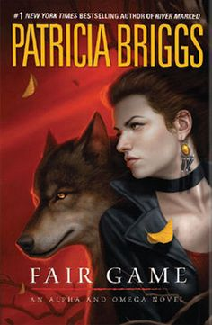 Currently reading. I'm wholly unashamed of my addiction to both series in Patricia Briggs' Mercyverse, though I'm less into this spinoff series, I do love the political elements of this one.