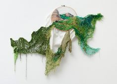 Embroidered-Landscapes-by-Ana-Teresa-Barboza-3 | 123 Inspiration