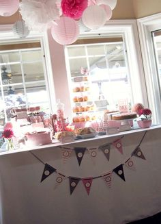Danetta's Baby Shower | CatchMyParty.com