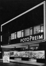1958 - Neueröffnung in der Ursulinerstraße 3-5