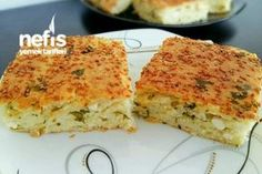 Şipşak Peynirli Tepsi Çöreği (Simit Tadında) Tarifi