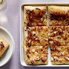 Onion Tart - FamilyCircle.com