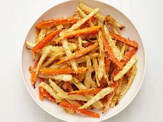 Root Vegetable Fries Recipe : Food Network Kitchens : Food Network - FoodNetwork.com