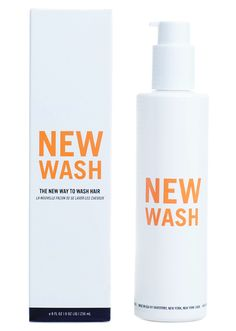 Hairstory: New Wash