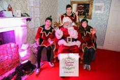Hello from Santa & the Elves! The Enchanted Kingdom at Slane Castle 2014