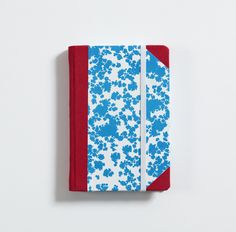 more lovely red+blue+white from crispin finn. love this notebook. £15.50