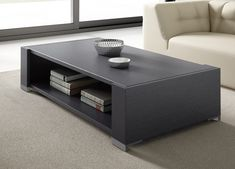 Carino Coffee Table With Storage Small Furniture, Home Furniture, Contemporary Side Tables, Safe Storage, Coffee Table With Storage, Modern Coffee Tables, Furniture Inspiration, Decorative Items, Living Room Designs
