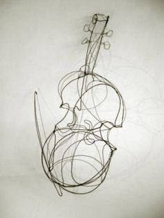 Wire Wall Art, Sculpture, David, Ceiling Lights, Images, Google, Sons, Search, Sculptures