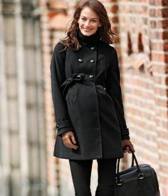 7859107fe  maternity  pregnancy  pregnant  winter  fashion  wear Looks Embarazadas